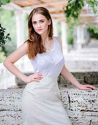 Ukraine bride  Ruslana 19 y.o. from Nikolaev, ID 90036