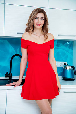 Ukraine bride  Olesya 39 y.o. from Nikolaev, ID 89777