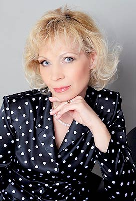 Ukraine bride  Larisa 62 y.o. from Poltava, ID 53408