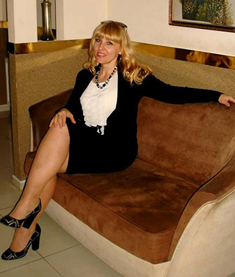 Ukraine bride  Inna 45 y.o. from Kiev, ID 80007